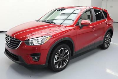 2016 Mazda CX-5 Grand Touring Sport Utility 4-Door 2016 MAZDA CX-5 GRAND TOURING HTD SEATS SUNROOF NAV 20K #810137 Texas Direct
