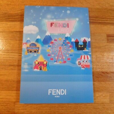 BN FENDI Hoiday 2017 Catalog