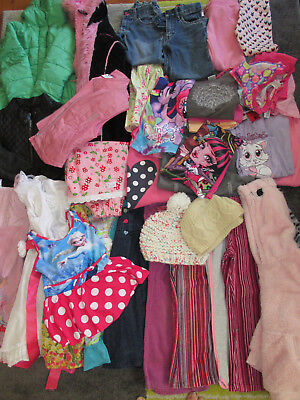 Bulk Girls Mix Size 5/6/ Might Be Couple 7 Over 30 Items