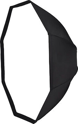 """59"""" Octagon Studio Softbox Removable Diffuser Bowens Speedring Cover Included"""