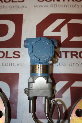 Rosemount 3051CD2A22A1BS2B4E7Q4 Differential Pressure Transmitter - Used