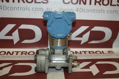Rosemount 3051CD4A02A1BB3H2L4 Differential Pressure Transmitter - Used