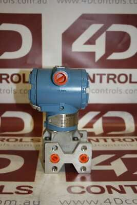 Rosemount 3051CD4A02A1BB3DFE7H2L4P1 Differential Pressure Transmitter - Used