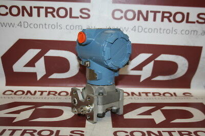 Rosemount 3051CG4A02A1AB3E7H2L4 Gage Pressure Transmitter - Used