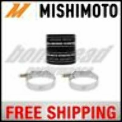 Lower Boot Mishimoto Black MMBK-F2D-03CL 2003-04 Ford 6.0L Powerstroke Factory Fit Cold Side