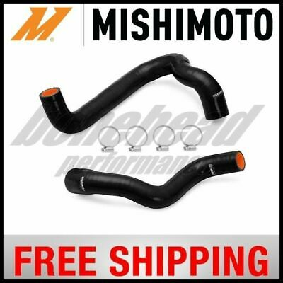 2014+ Mishimoto MMHOSE-FIST-14IHRD Fiesta ST Silicone Induction Hose Red