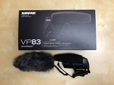 Shure Lenshopper VP83
