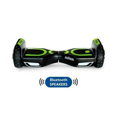 Nilox Doc 2 Hoverboard Plus Black 30nxbk65bwn01