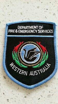 Department Of Fire & Emergency Services Western Australia