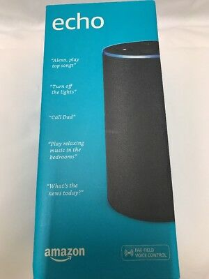 Amazon Echo (2nd Generation) Smart Assistant Amazon Alexa New
