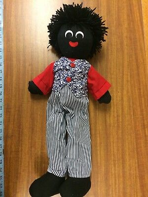Gollywog Doll  - Retro - Vintage - Collectable   57 cm long -Pristine Cond