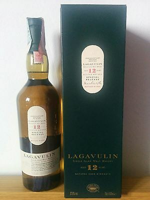 Whisky Lagavulin 1990 12 years old special release 57,8%