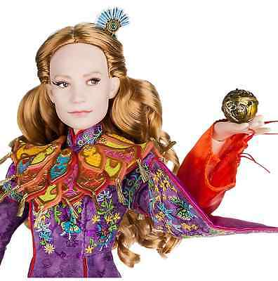Alice Limited Edition Doll  Alice Through the Looking Glass 17'' Collectors Item