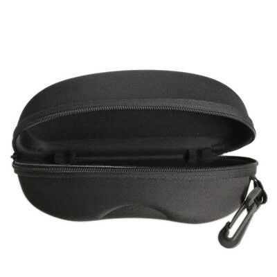 Solid Unisex Circular New Eyeglasses Box With Zipper Sunglasses Case Boxes