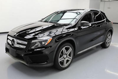 2015 Mercedes-Benz GLA-Class  2015 MERCEDES-BENZ GLA250 4MATIC AWD HTD SEATS REAR CAM #056248 Texas Direct