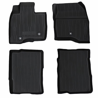 OEM NEW Front & Rear All Weather Floor Mats Black 17-18 Explorer HB5Z7813300BA