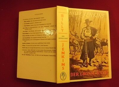 Billy Jenkins Bd. 39 Reprint (Abi Melzer)