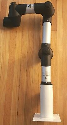 Nederman FX75 ESD rated Fume Extraction Arm & mounting base excellent condition