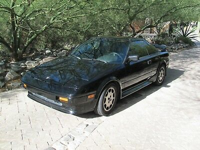 1986 Toyota MR2  1986 Toyota MR2 AW11- Black Naturally Aspirated- Runs Well