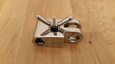 Sonor Prism Holder Multi-Clamp Klammer Prismen-Halter Tom Becken-Arm Percussion