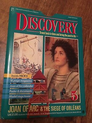 Marshall Cavendish Discovery - Part 5 Joan of Arc