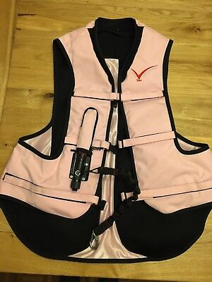 Point Two Pro Air Jacket - ProAir2 - Pink - Medium - Safety Wear Body Protector