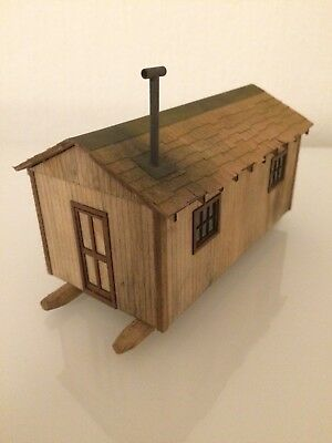 On3/ 0n3/ On30/ 0n30: Log Cabin / Skid Shack von GS Laser.