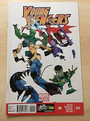 Marvel Comics - Young Avengers 5  (2013)