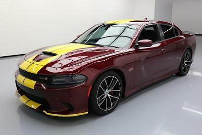 2017 Dodge Charger  2017 Dodge Charger R/T Scat Pack 4dr Sedan  #609630 Texas Direct Auto