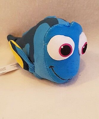 """Finding Dory Finding Nemo TALKING soft toy  Disney  7"""" NEW"""