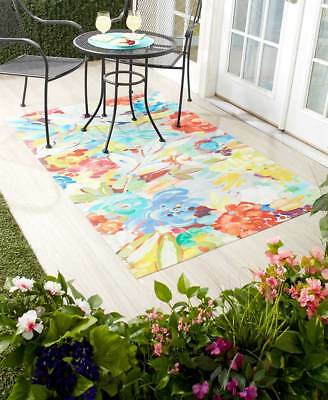 "The Lakeside Collection 47x70"" Area Mat Multi Colored"