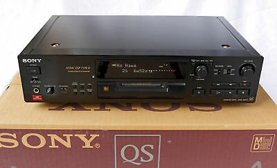 Sony MDS-JB930 MD QS *Black* + Remote  *BRAND NEW LASER DIODE & ASSEMBLY FITTED*