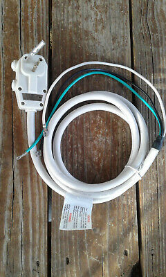 Goodman/amana  Part# 0130P00116 - 20 Amp 240 Volt 4800 Watt Ptac Power Cord
