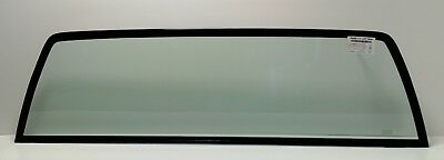 Fit 1988-1998 Chevrolet Pickup C1500 C2500 Rear Back Window Glass  Stationary