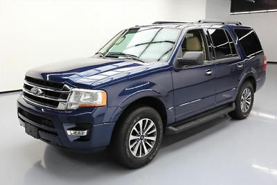 2017 Ford Expedition EL King Ranch Sport Utility 4-Door 2017 FORD EXPEDITION XLT ECOBOOST 8PASS SUNROOF NAV 33K #A29118 Texas Direct