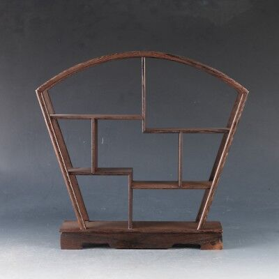 Chinese Hardwood Handmade Collection Of  Antiques Shelves ZJ107