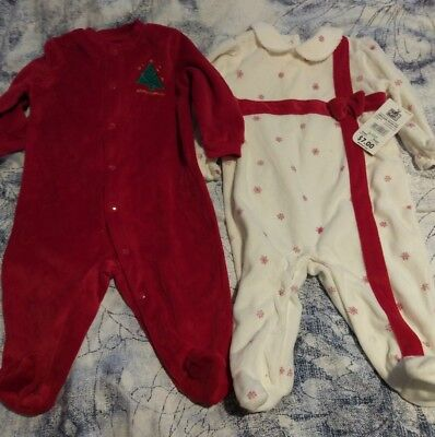 Baby Christmas Jumpsuits