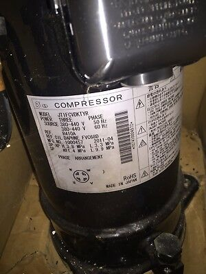 Daikin Air Conditioning Spare Part Compressor JT1FCVDKTYR
