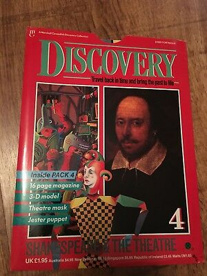 Marshall Cavendish Discovery - Part 4 'Shakespeare'.