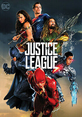 Justice League [New DVD] Special Edition
