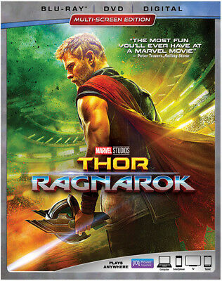 Thor: Ragnarok [New Blu-ray] With DVD, 2 Pack, Ac-3/Dolby Digital, Dolby, Digi