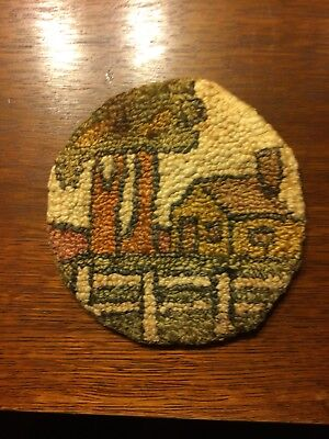 Arts & Crafts Salesman Sample Rug