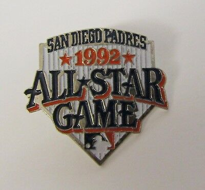 Vintage * San Diego Padres * 1992 All Star Game * Lapel Pin - PinBack - Brooch