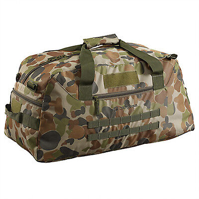 Caribee Op's Military Inspired Duffle Gear Travel Bag 65L AUSCAM