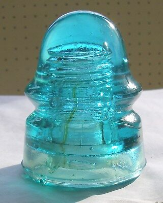Sparkling STAR Glass R/R Signal Insulator with Character!