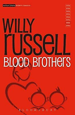 Blood Brothers (Methuen Modern Play) Modern Classics by Willy Russell Paperback