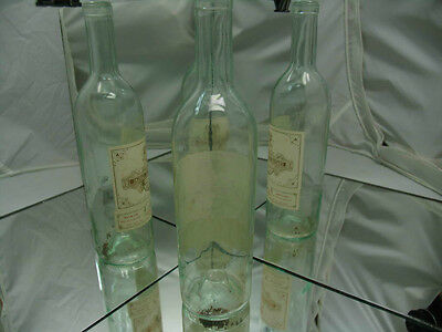 Chateau Coutet a Barsac ** 1971 **  Empty Vintage White Wine Bottle