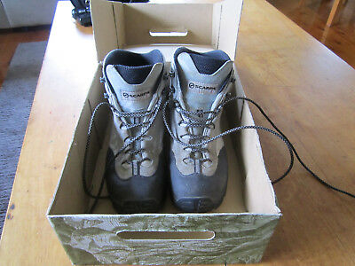Scarpa Unisex Goretex Hiking Mountaineering Expedition Boots HiTrail as new EU40