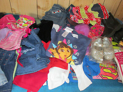 Bulk Girls Mixed Size 3/4/5 Great Items Over 100 Items  Full Wardrobe Clean Out