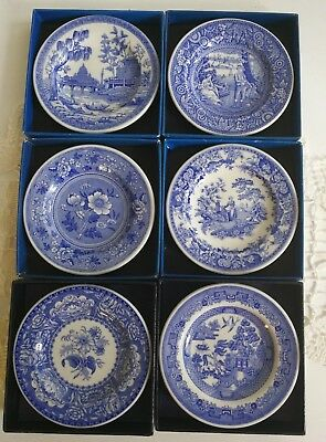 Spode Blue Room Collection Georgian Series-Various  Patterns- Bnib